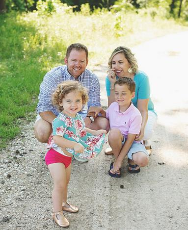 Johnson Family - Owners of Tomball Yard Greetings